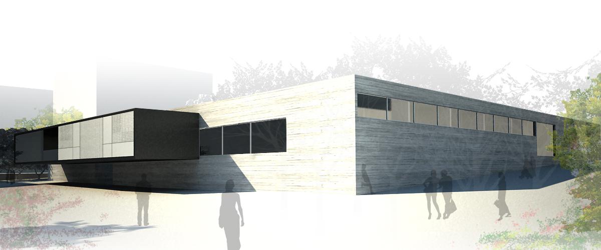 Centro de salud milladoiro 2es oficina de arquitectura for Muebles compostela milladoiro