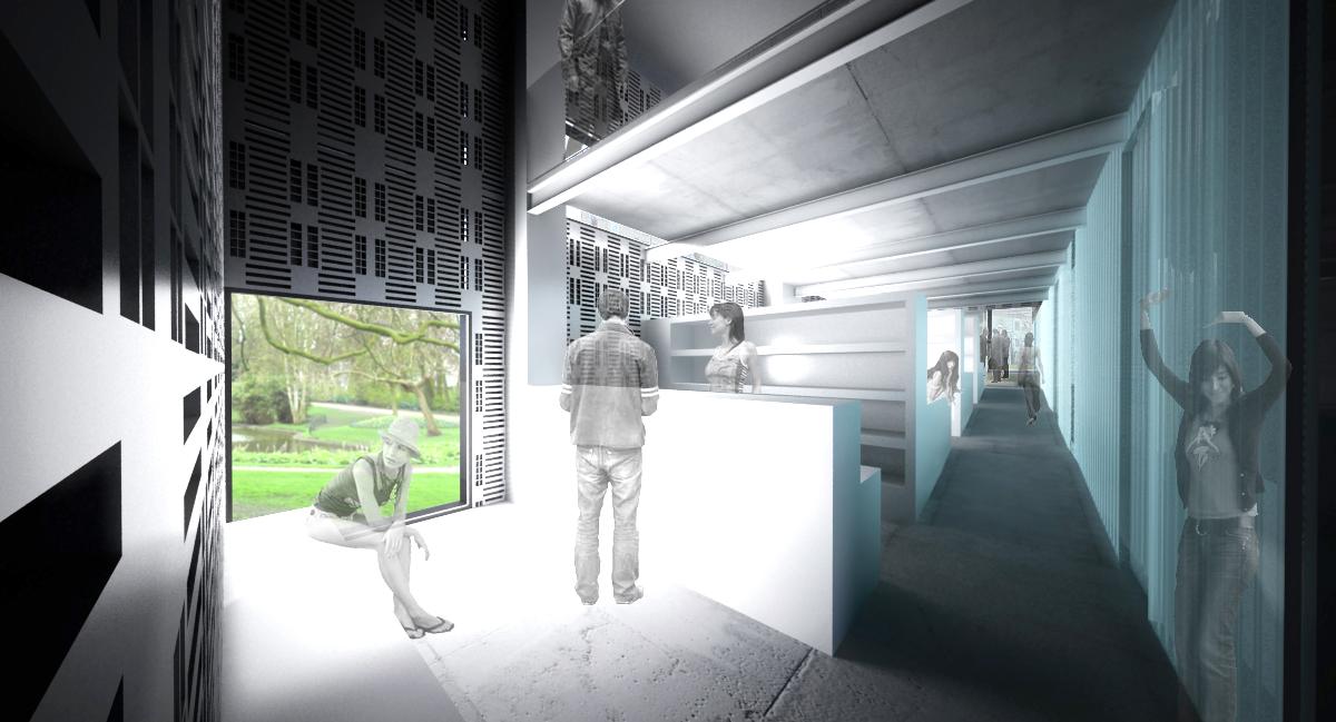 Sede coag ferrol menci n 2es oficina de arquitectura - Arquitectos ferrol ...